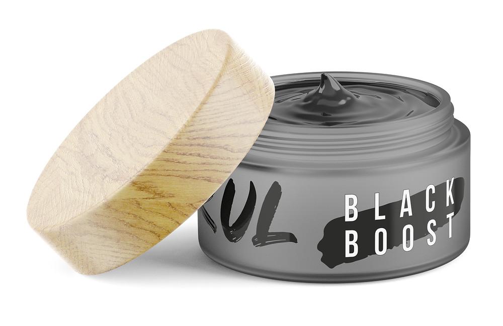 Vukul Black Boost Clay Mask