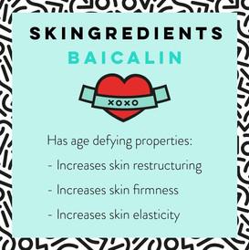 Baicalin Skin Care Benefits
