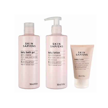 SKIN SAPIENS Baby Care Set