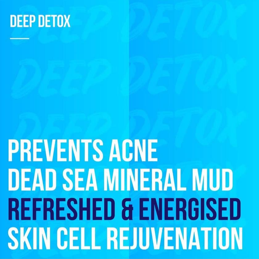 Deep Detox Clay Mask Benefits