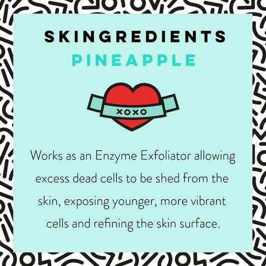 Pineapple Skin Care Benefits