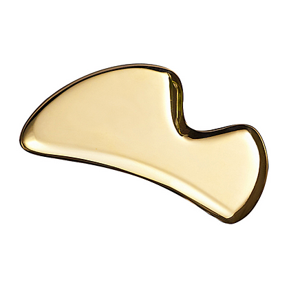 Golden Gua Sha Facial Massage Tool