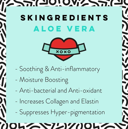 Aloe Vera Skin Care Benefits