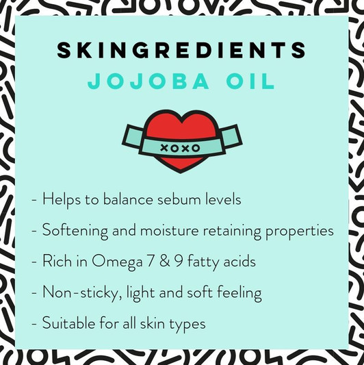 Jojoba Oil Skin Care Benefits