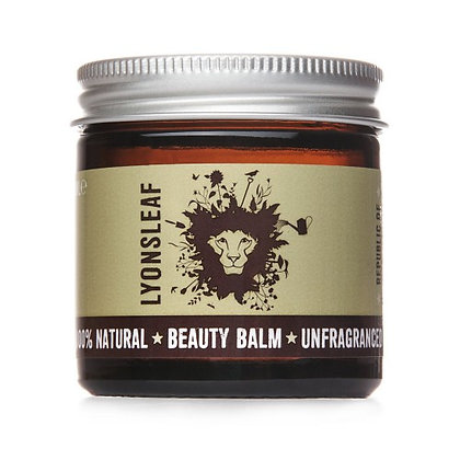 Lyonsleaf 100% Natural Unfragranced Beauty Balm (fragrance free)