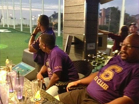 Top Golf Fellowship