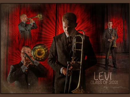 Levi Temple Senior Interview August 2020