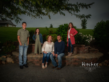 Ries Family Photos August 2019