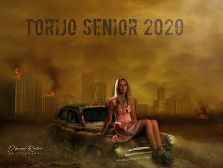 ToriJo senior 2020