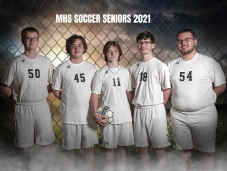 MHS Soccer Seniors 2021