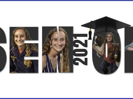 Liz Riniker Senior 2021