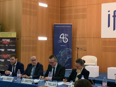 IFRI - Séminaire sur la coopération industrielle franco-allemande