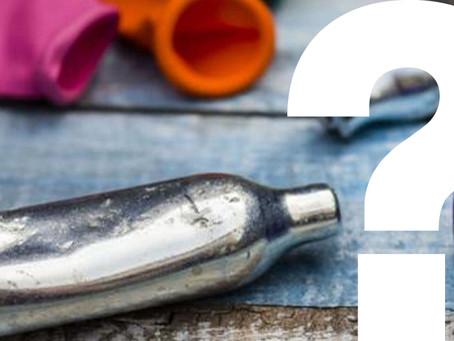 Question écrite concernant le Protoxyde d'azote - Drogue récréative