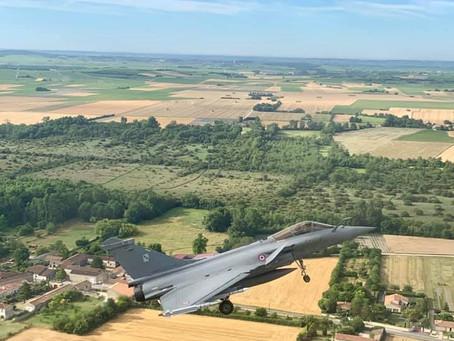 Visite de la Base aérienne de Cognac