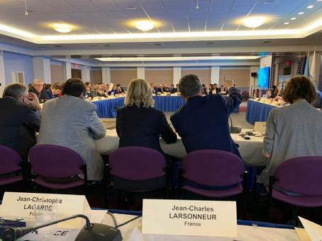 Assemblée parlementaire de l'OTAN à Washington