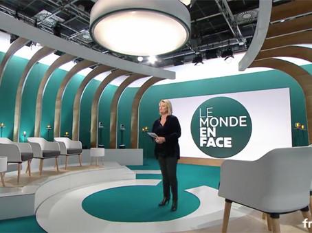 """Réaction au documentaire """"Mon pays fabrique des armes"""" diffusé le 23 octobre sur France 5"""
