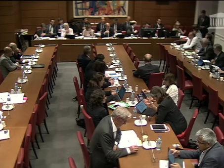 Commissions d'évaluation des politiques publiques