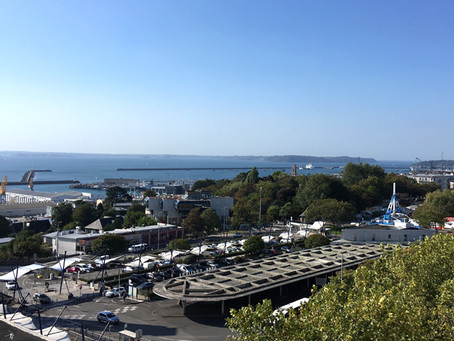 Brest, 3e ville la plus attractive de France