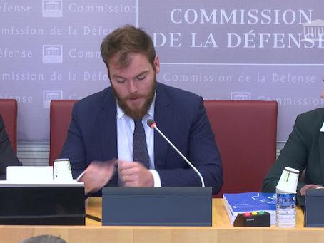 Examen des crédits des équipements inscrits au PLF 2020 en commission de la Défense