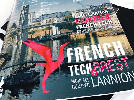 La French Tech Brest+ labellisée Capitale French Tech