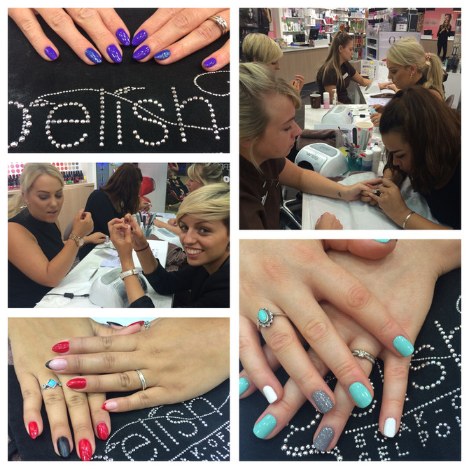 In Salon Training at Shear Beauty Basingstoke