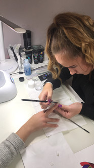 PolyGel Courses available for beginners to advanced techs @ The Nail Rooms Chobham