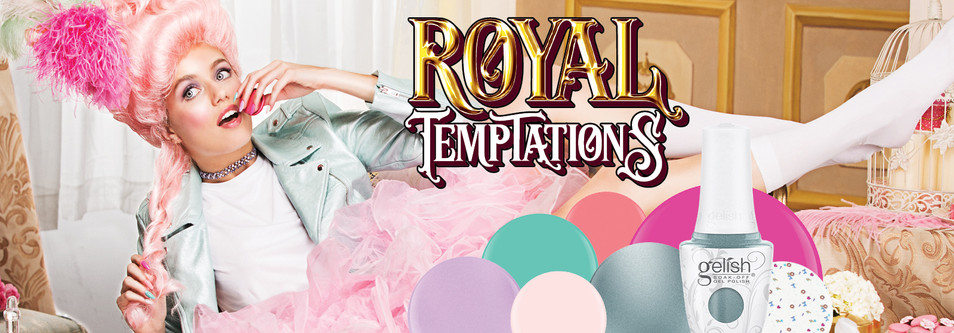 Royal Temptations to bring some colour this Spring 2018