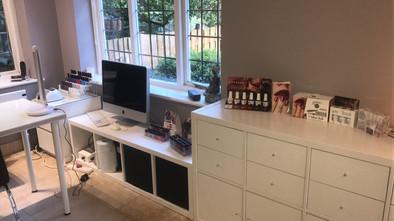 The Nail Rooms Chobham fantastic new boutique studio