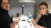 Gelish Design with Michelle Livingstone