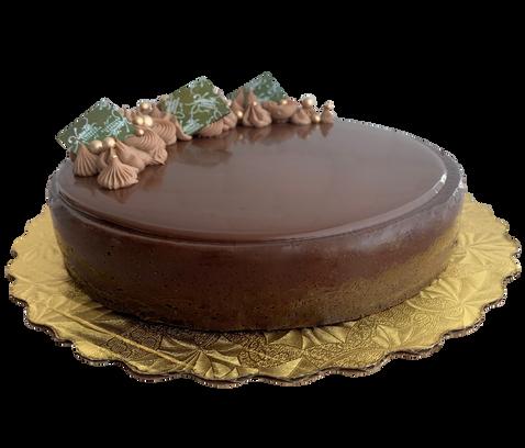 "8"" Flourless Chocolate Cake - Gluten-free"