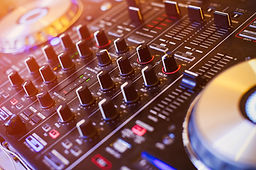 Party DJ and Lighting