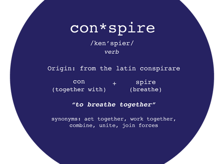 Con*spire for Good