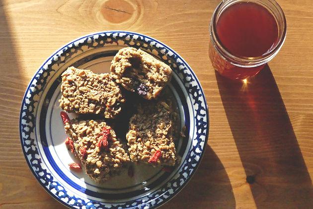 Vegan Moontime Blood Muffins | Holistic Medicine Practitioner