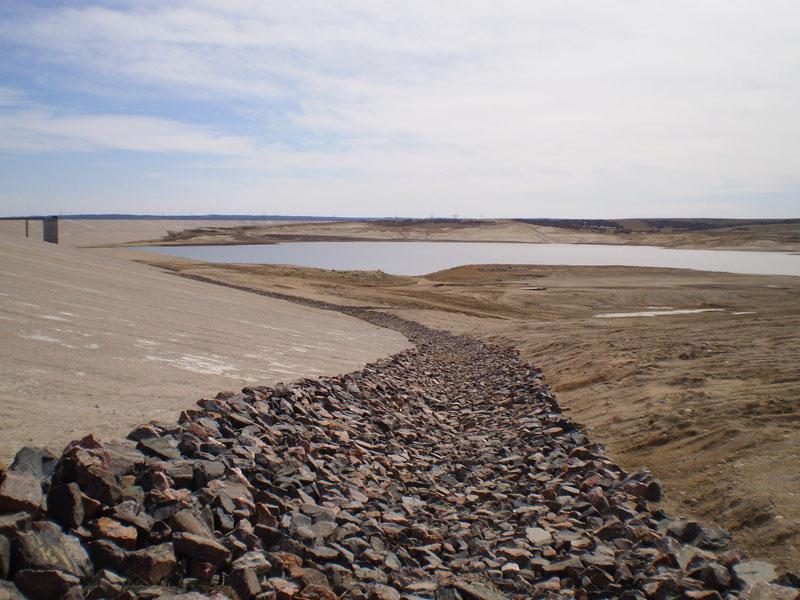 Rueter-Hess Dam & Reservoir