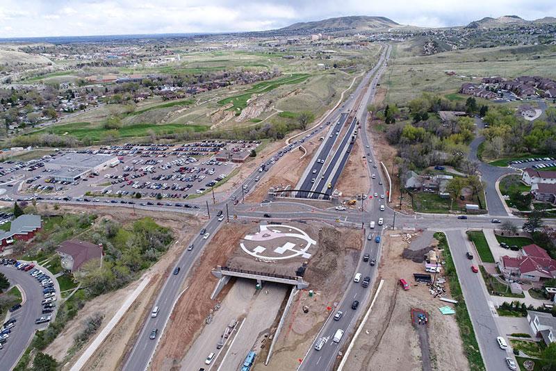 Linking Lookout, US 6 & 19th Interchange Improvements