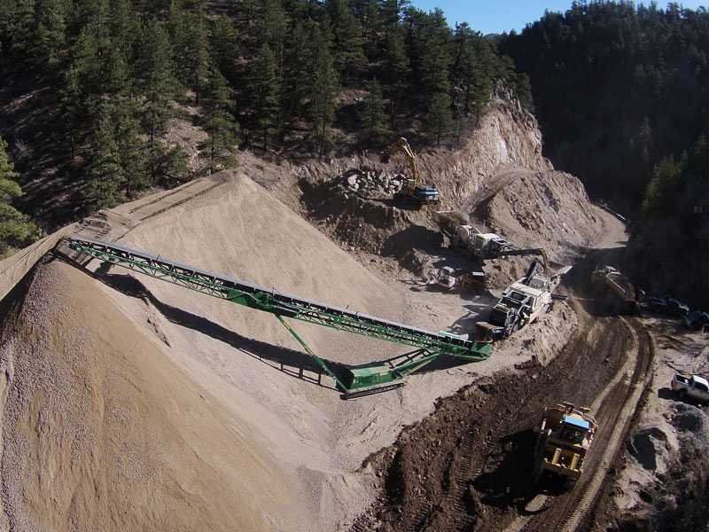 Lefthand Canyon Drive Project