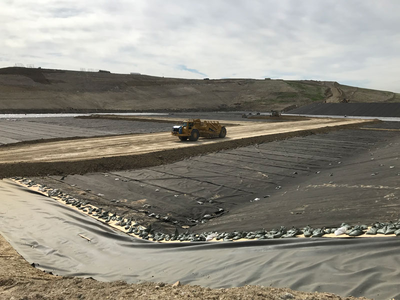 Front Range Landfill, Cell 12 & 13 Liner Excavation