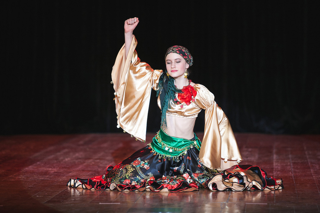 Анастасия Копченкова