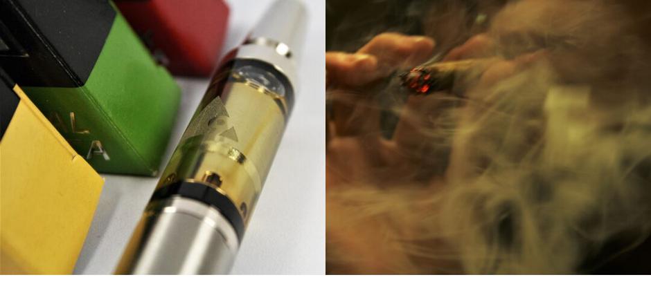 Vaping vs. Smoking