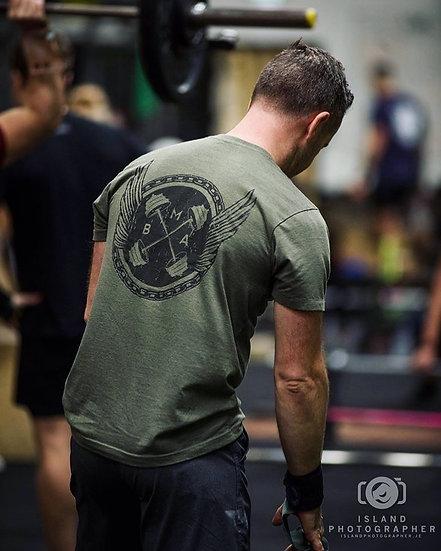 Men's T-Shirt D1 MK I (Army Green)