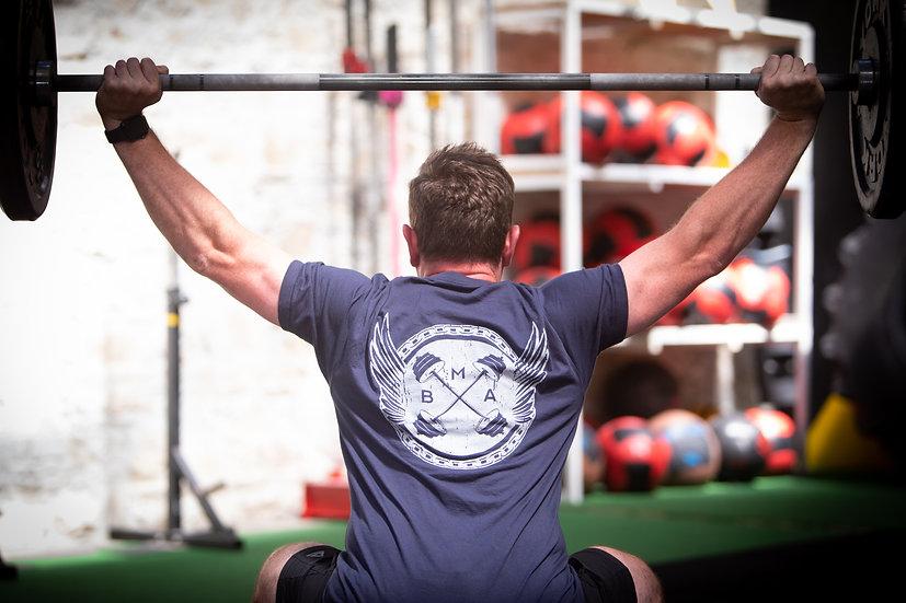 Men's T-Shirt D1 MK I (Navy)