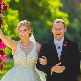 Ian and Jenna Fitzpatrick