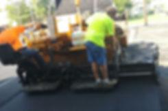 Howard's Asphalt | Driveway Paving Crew