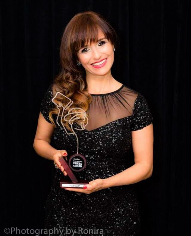 Best Brazilian Singer Award/16