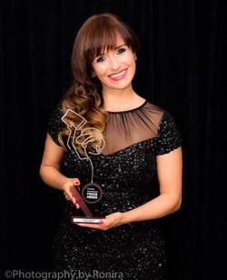Best Brazilian Singer Award/16