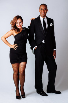 Vanessa & Cornelius Bates