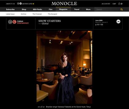 Monocle Mag - Japan
