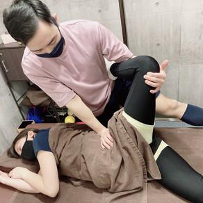 関節の可動域を改善