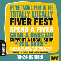 Social - We Are Taking Part in Fiver Fes