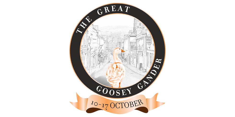 The Great Goosey Gander
